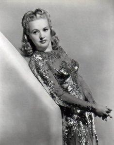 1940s long evening dress