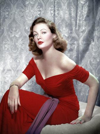 2. 1940s long dress