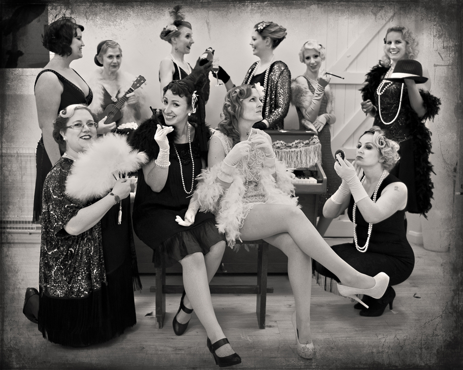 1920s makeover and photoshoot hen party charlestondance s blog