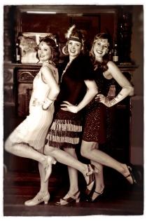 1920s hen party5