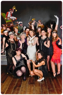 1920s hen party7