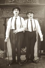 Charlie Chaplin costumes