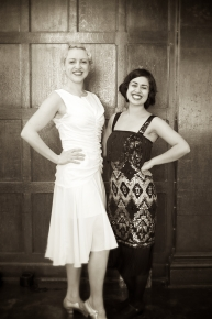 1920s dressing up