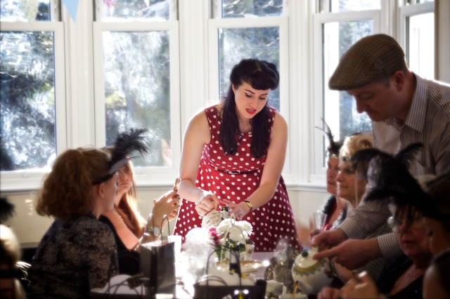 Holly's 1920's Hen Party 080