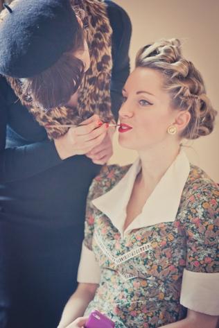 1940s lipstick