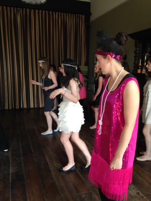 Charleston dance class Cheltenham