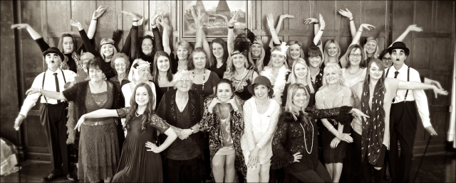 Holly's 1920's Hen Party 013