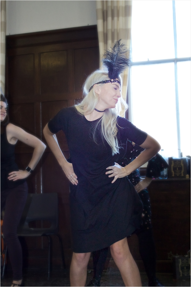 Holly's 1920's Hen Party 047